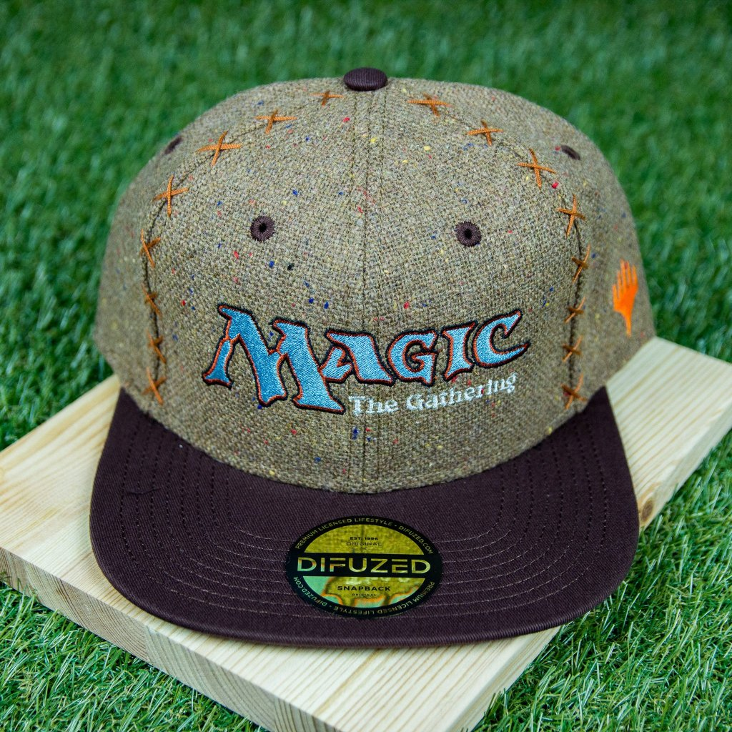Magic the Gathering snapback - kšiltovka (Difuzed)