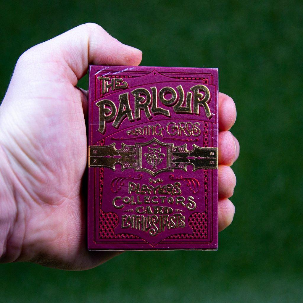 Parlour Playing Cards (Cartamundi)