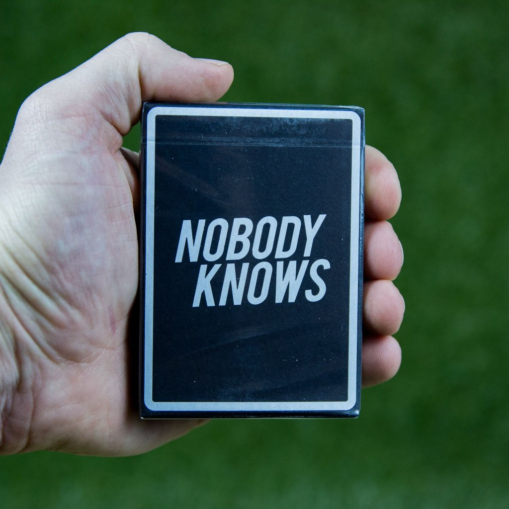 Nobody Knows (Nobody Knows)