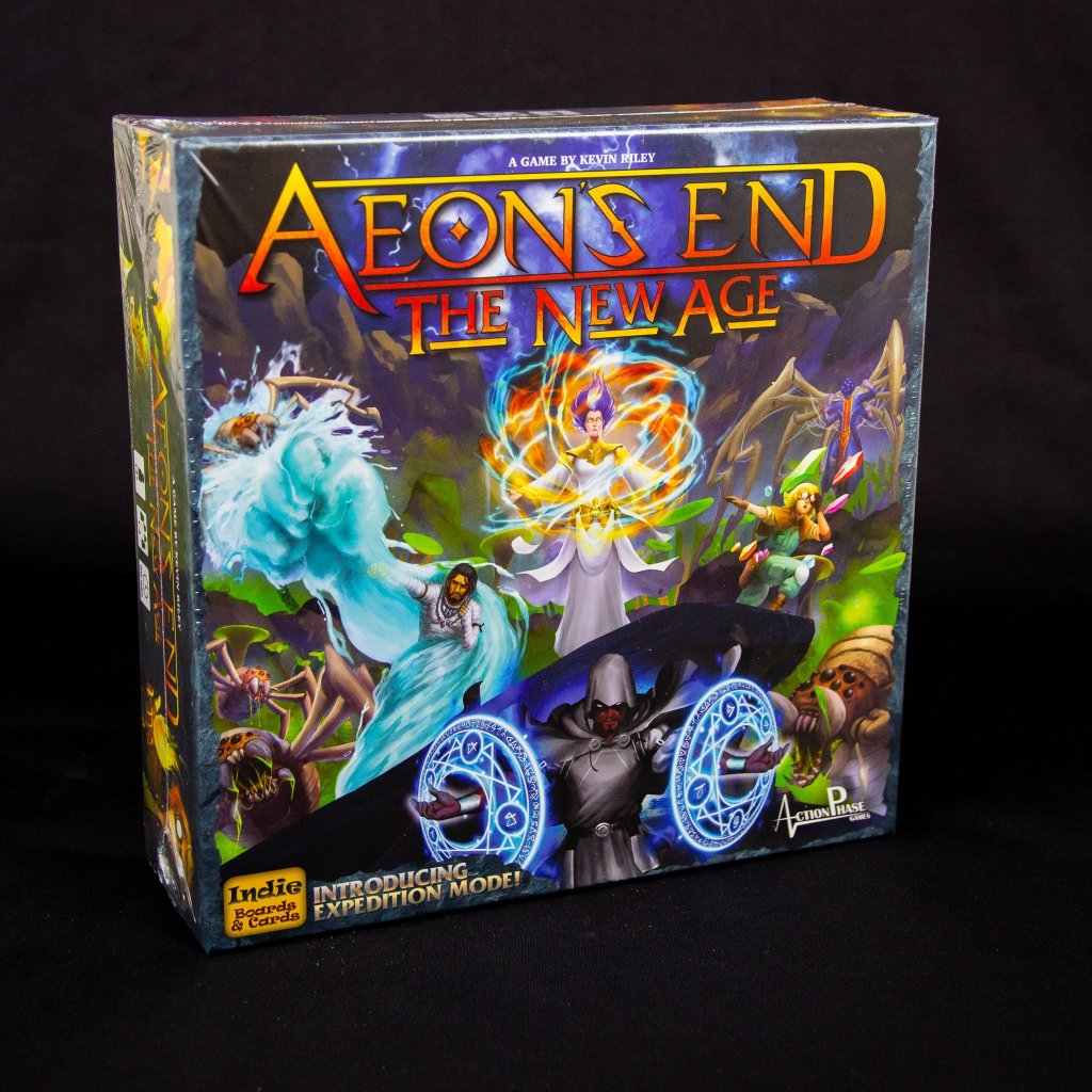 Aeon's End: The New Age - EN (Indie Boards and Cards)