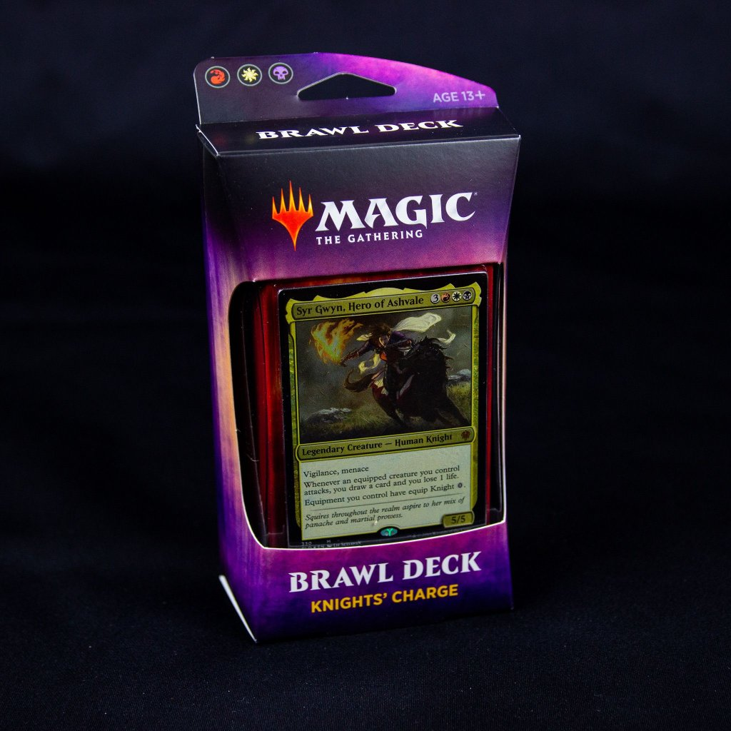 Knights' Charge: Brawl Deck (Magic: The Gathering)