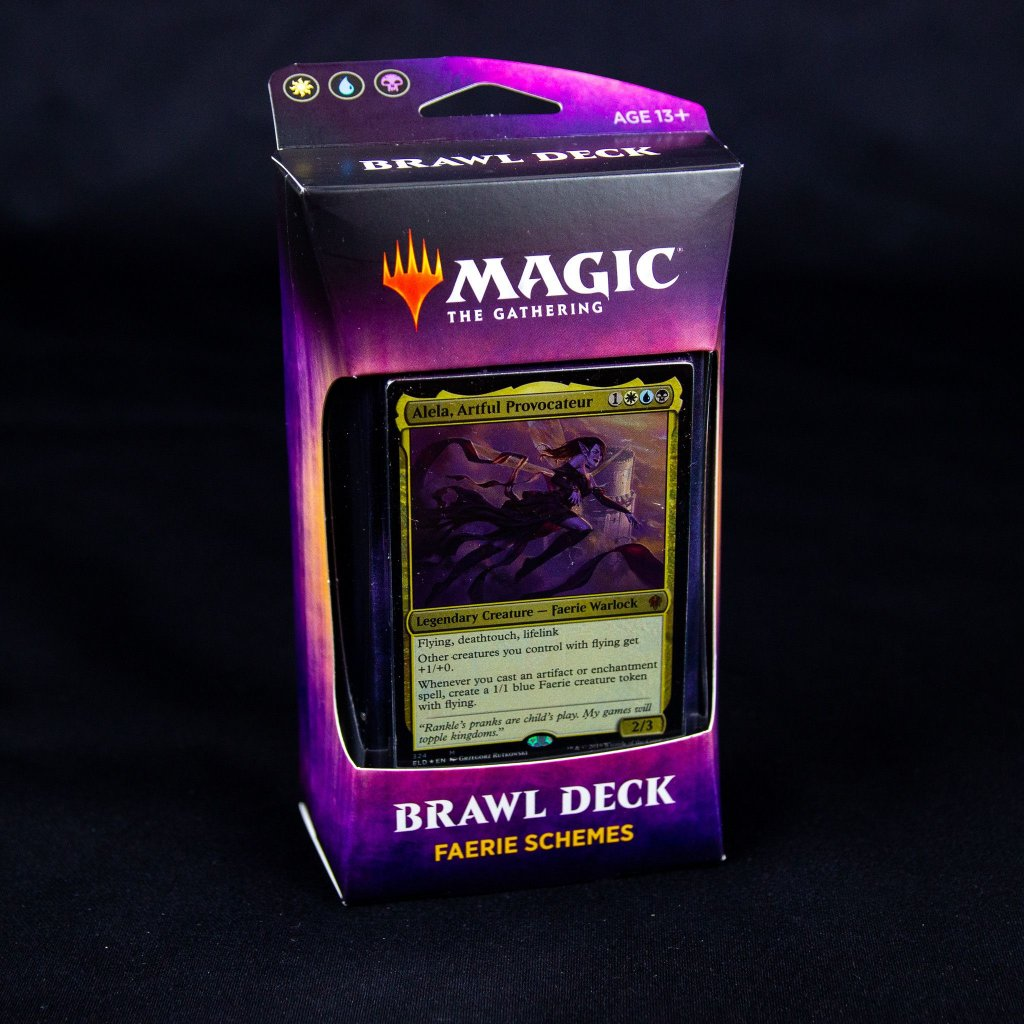 Faerie Schemes: Brawl Deck (Magic: The Gathering)