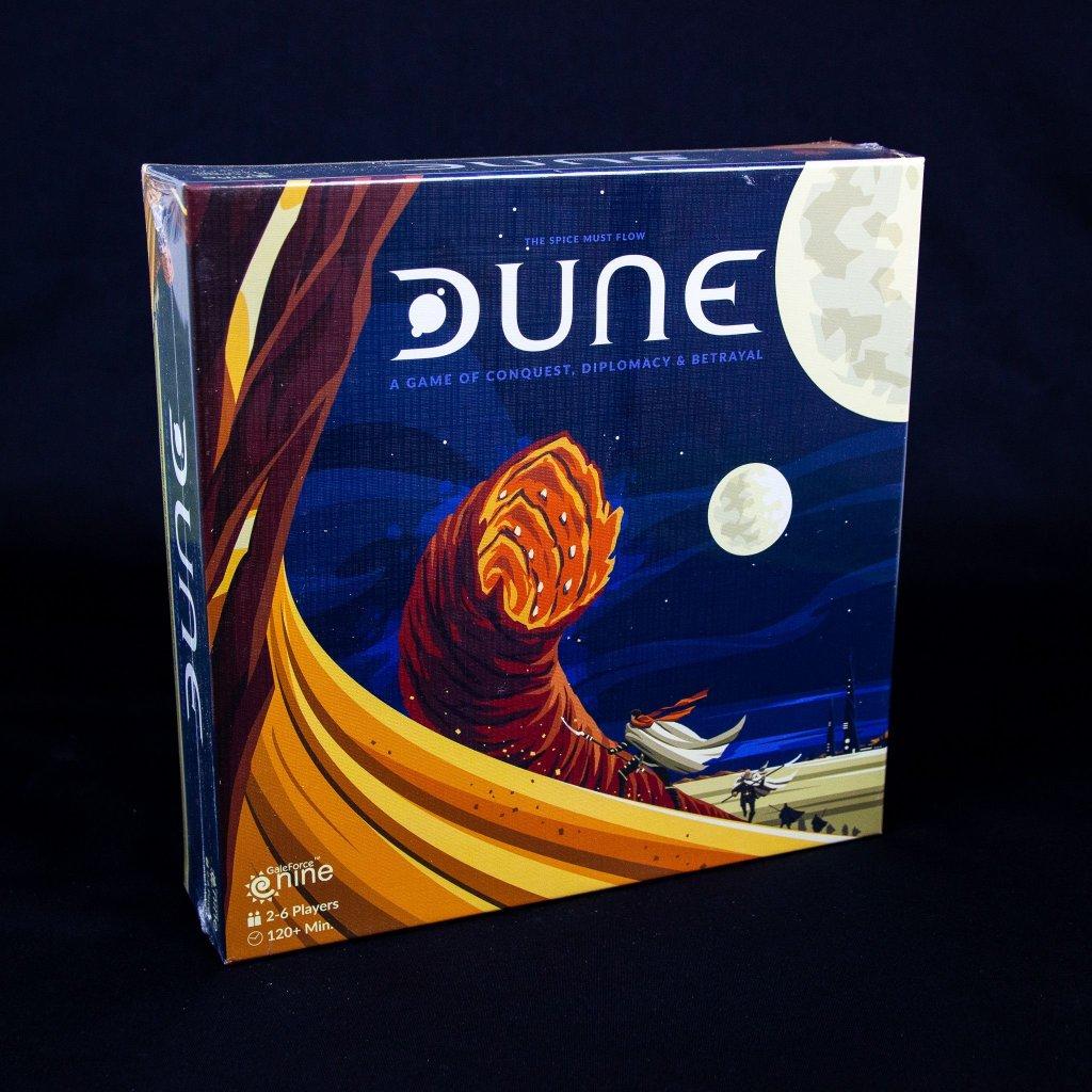 Dune - EN (Gale Force Nine)