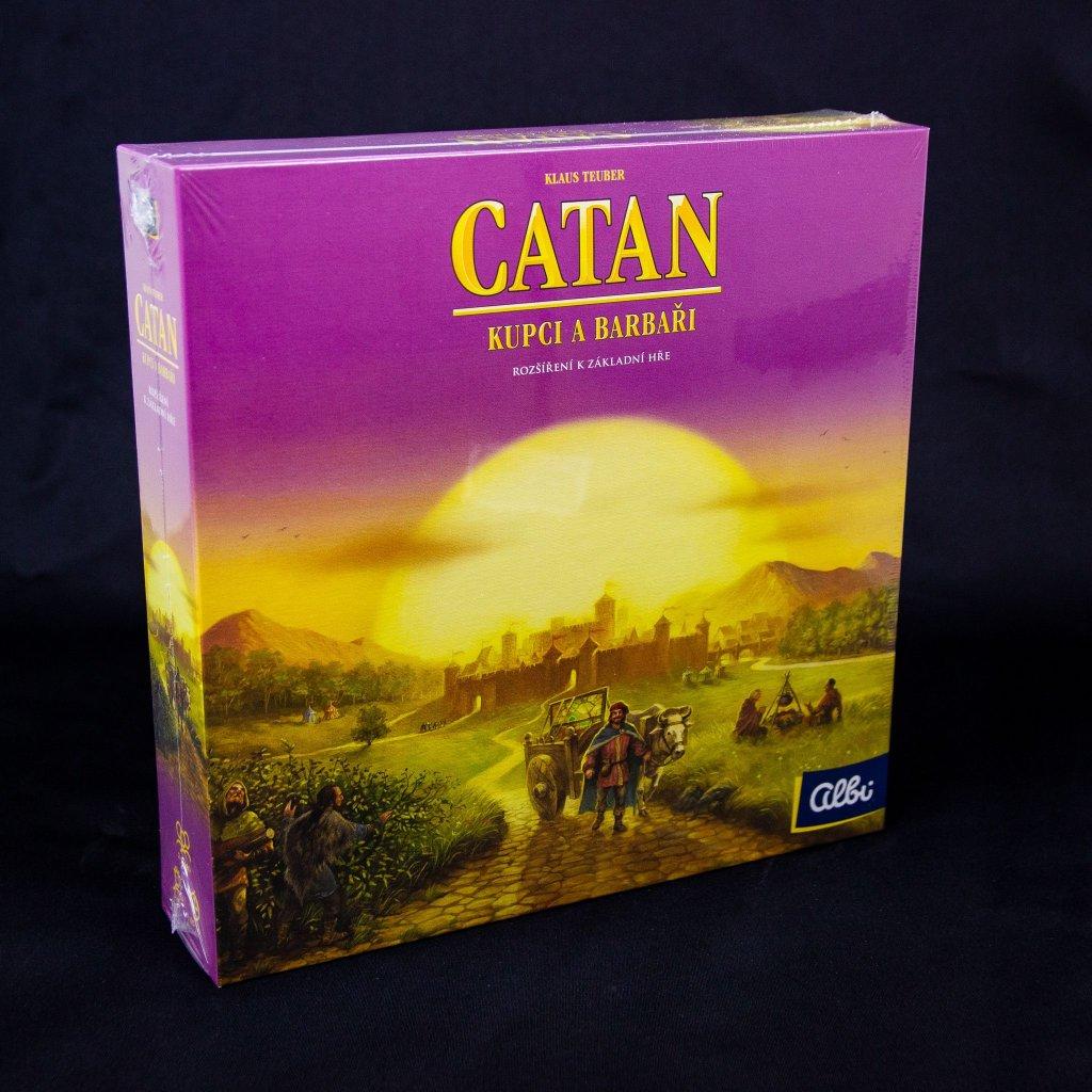 Catan - Kupci a Barbaři (Albi)