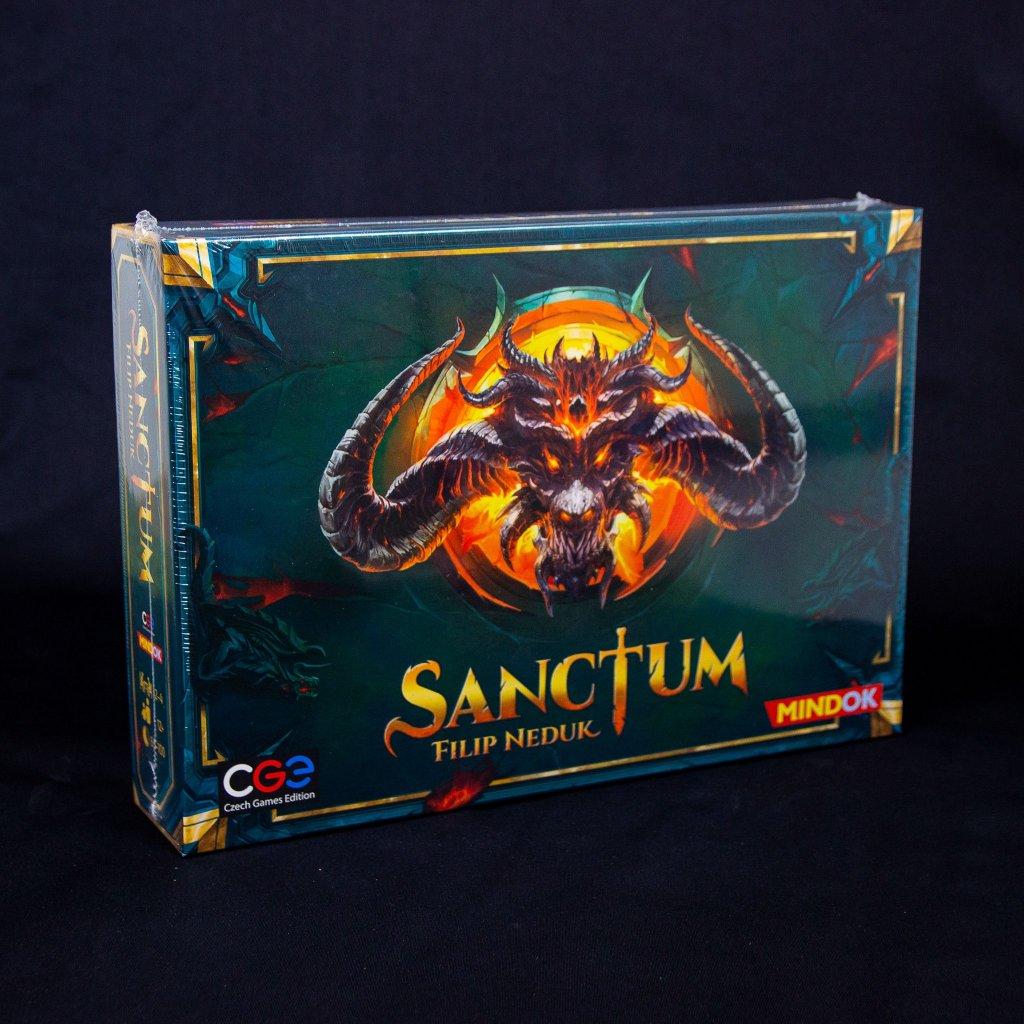 Sanctum - CZ (Mindok)