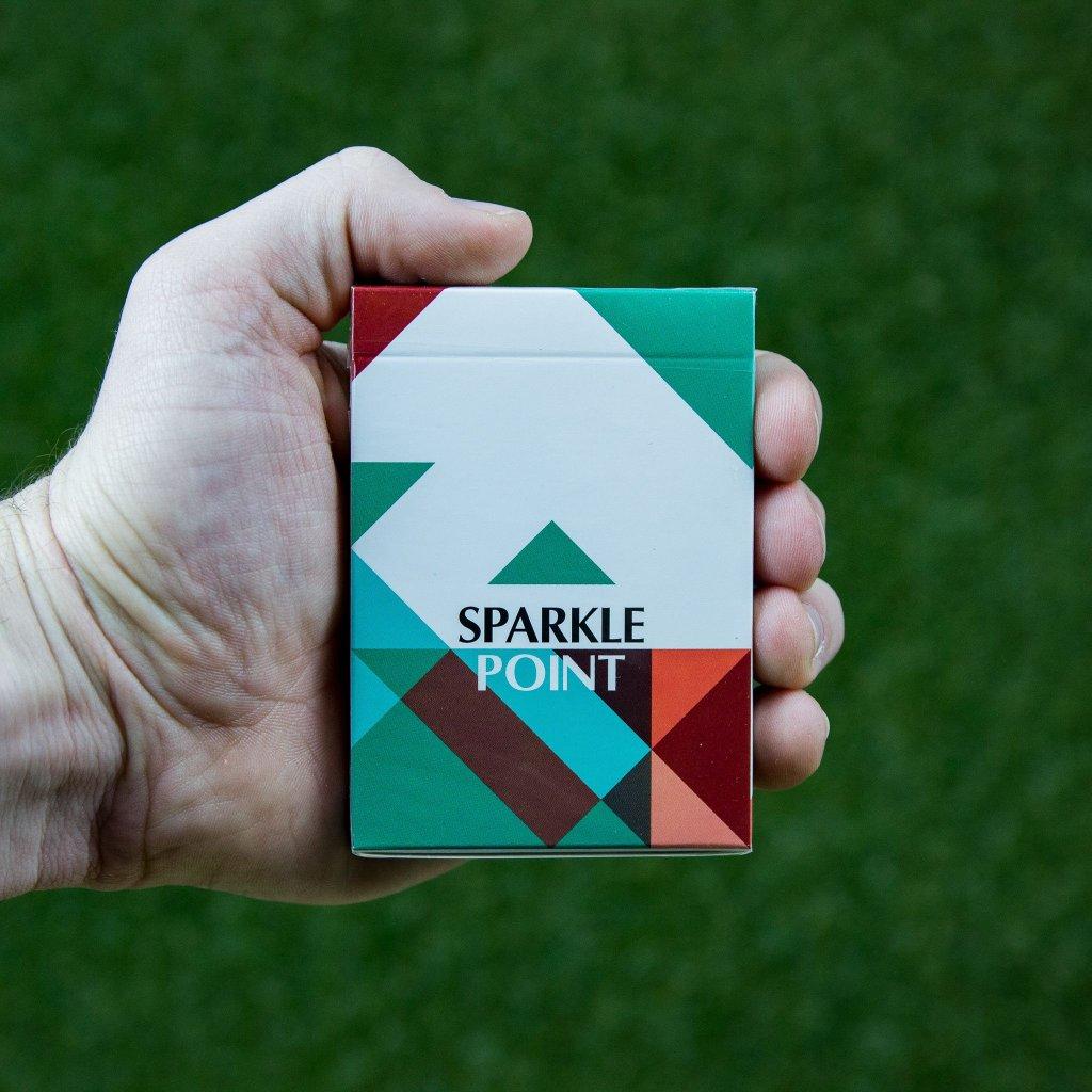 Sparkle Point - karty (USPCC)