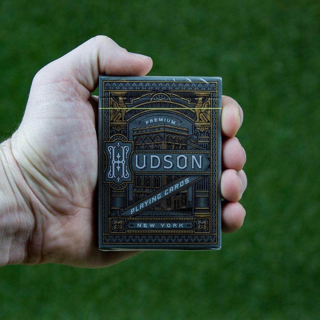 Hudson Black (Theory11)