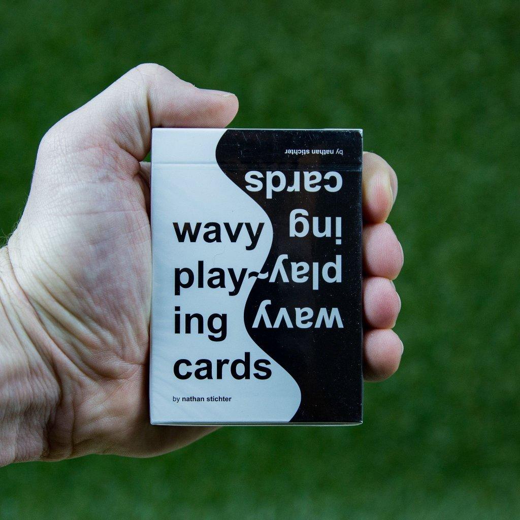 Wavy - karty (USPCC)