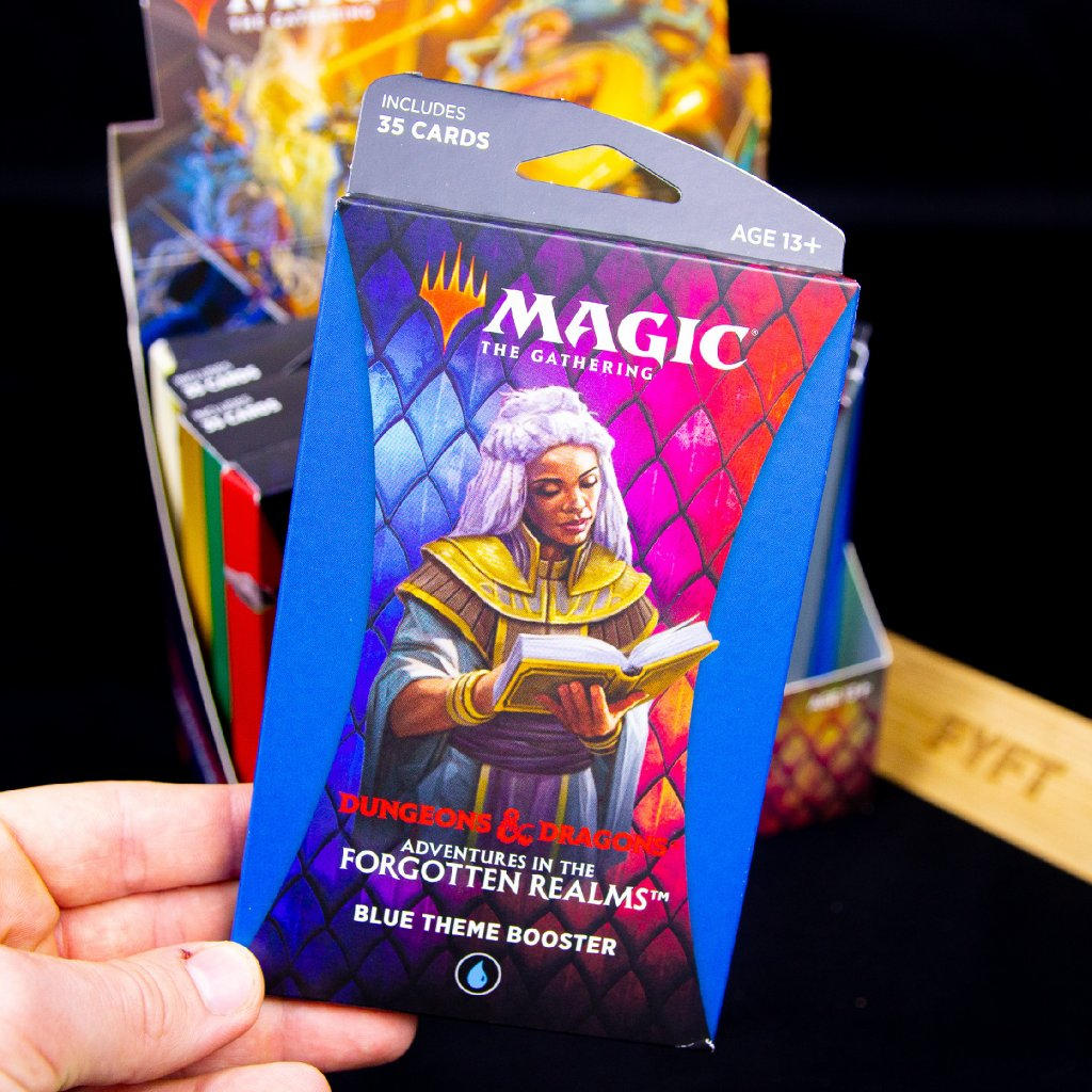 Adventures in the Forgotten Realms - Theme Booster MTG (Magic: The Gathering)