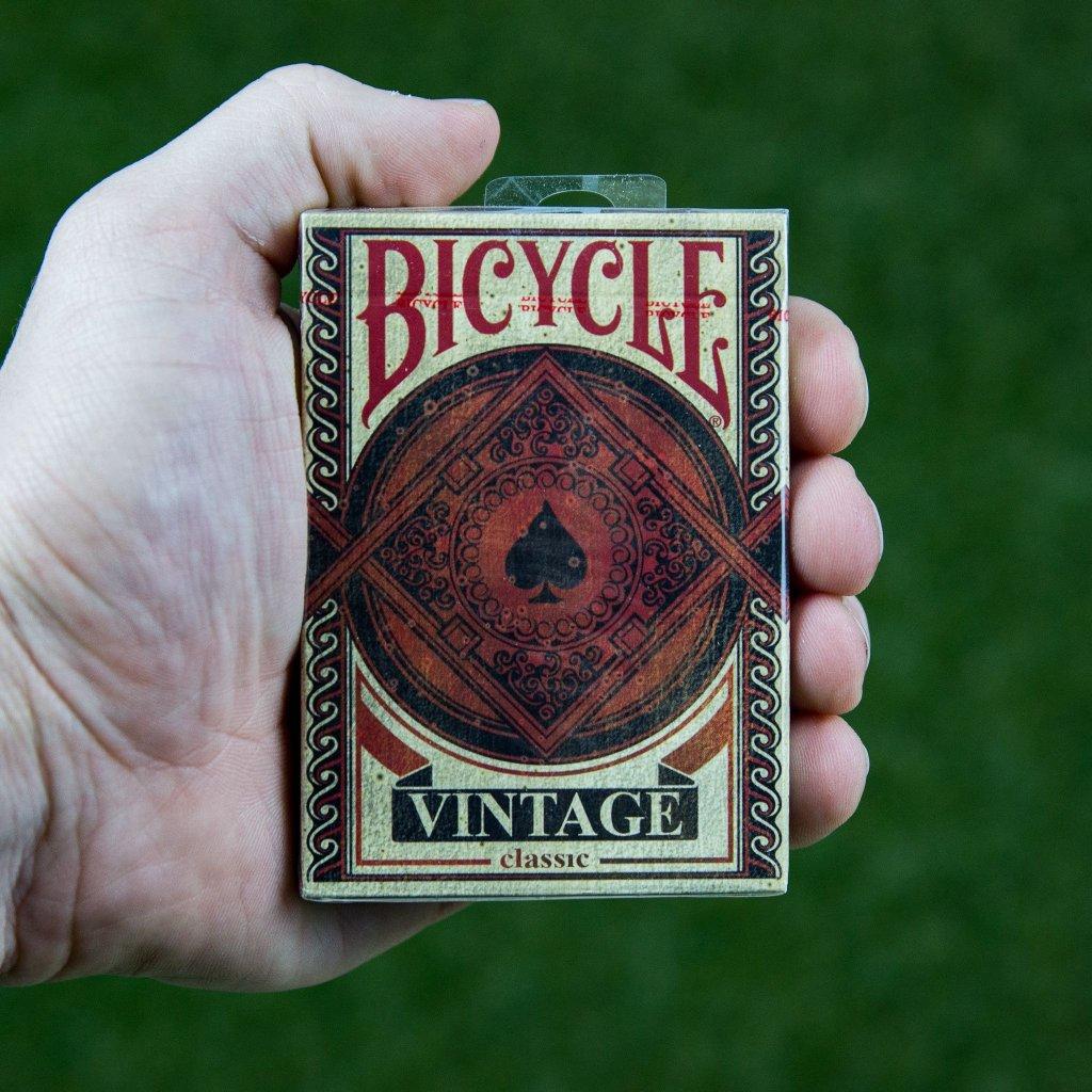 Vintage Classic - karty (Bicycle)