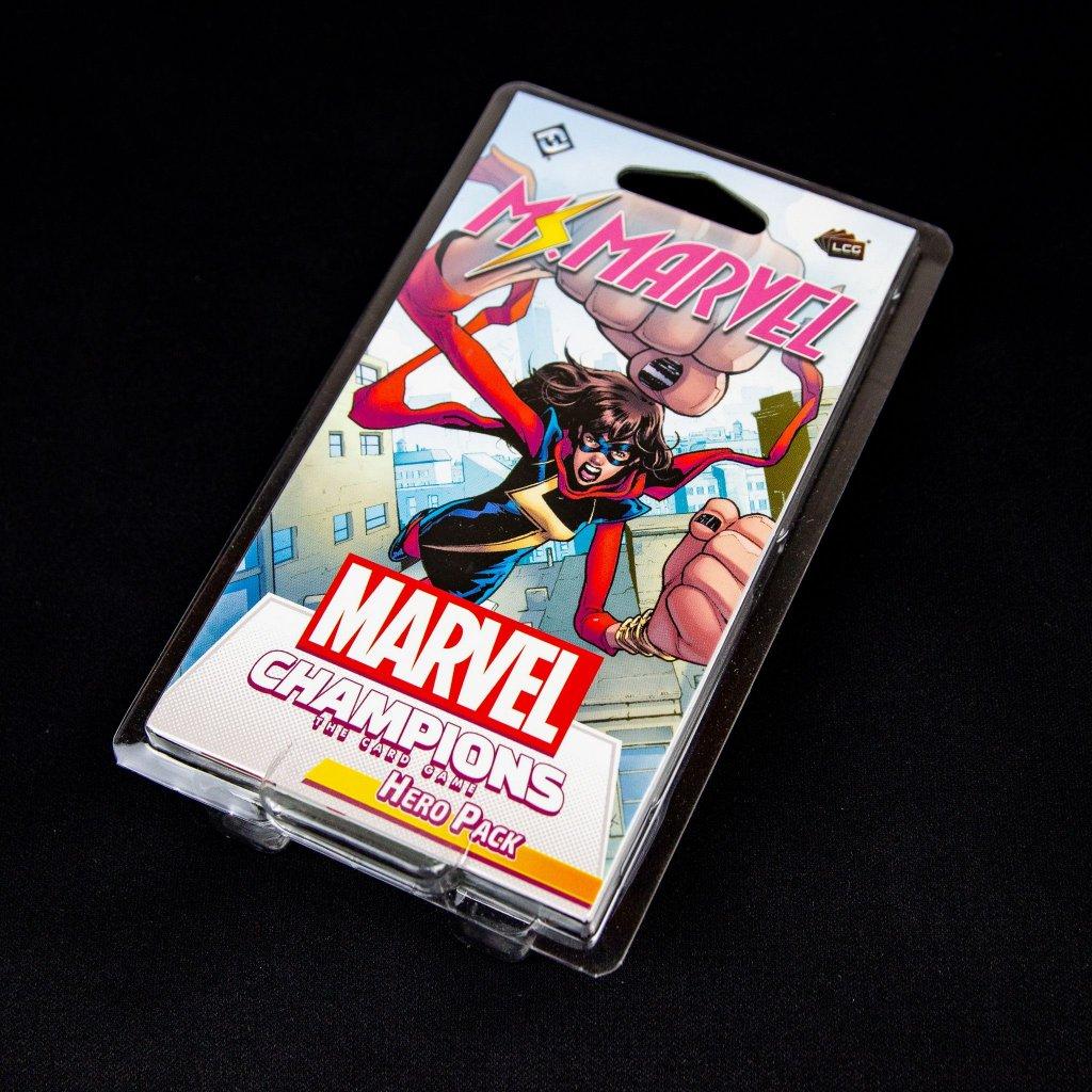 Marvel Champions: Ms. Marvel - EN (FFG)