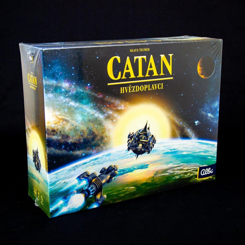 Catan - Hvězdoplavci (Albi)