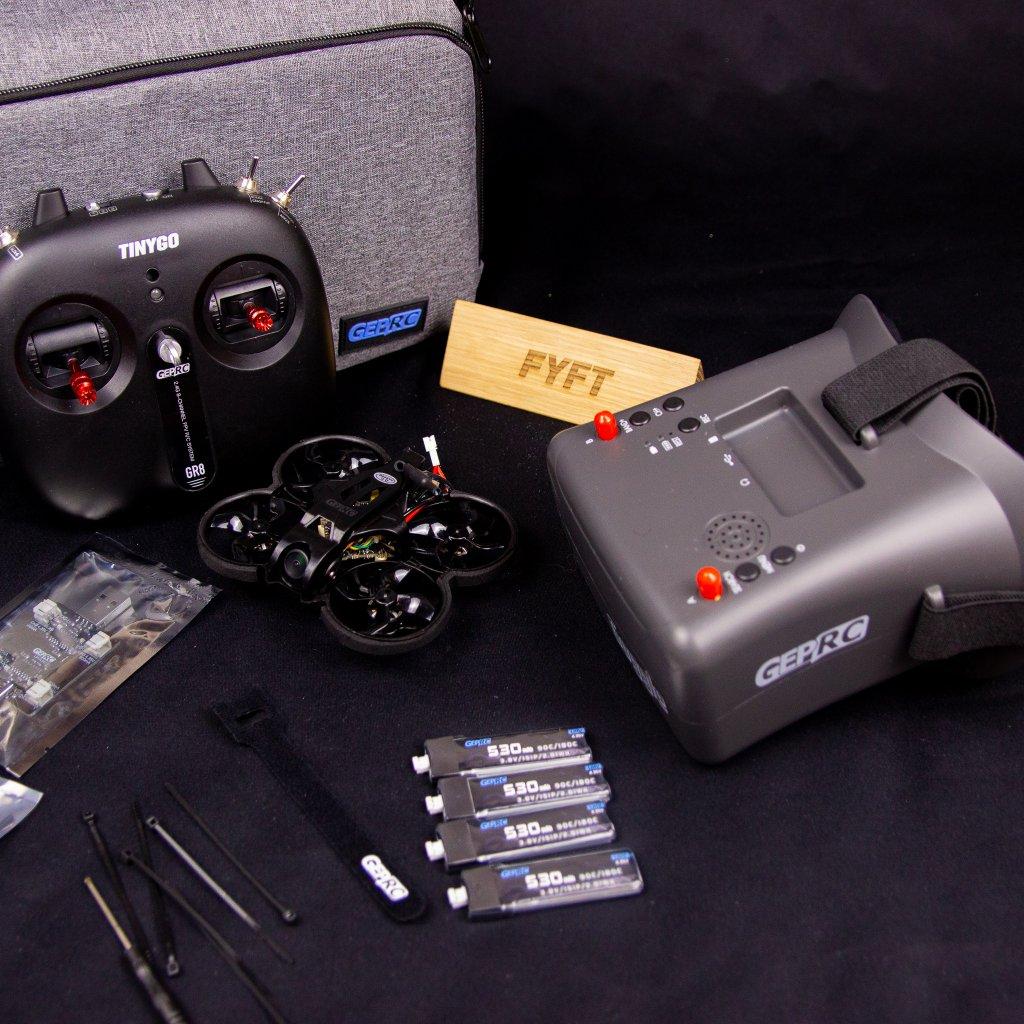 TinyGO 4K - RTF Kit (GEPRC)