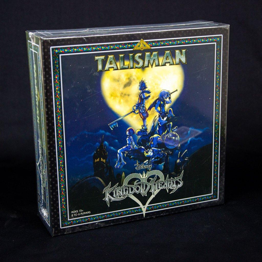 Talisman: Kingdom Hearts Disney - EN (USAopoly)