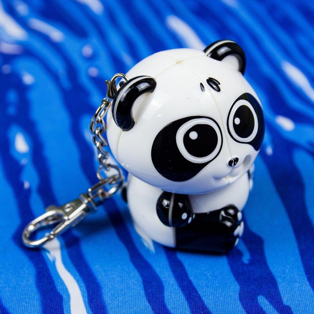 Mini Panda 2x2 - přívěšek/klíčenka (YuXin)