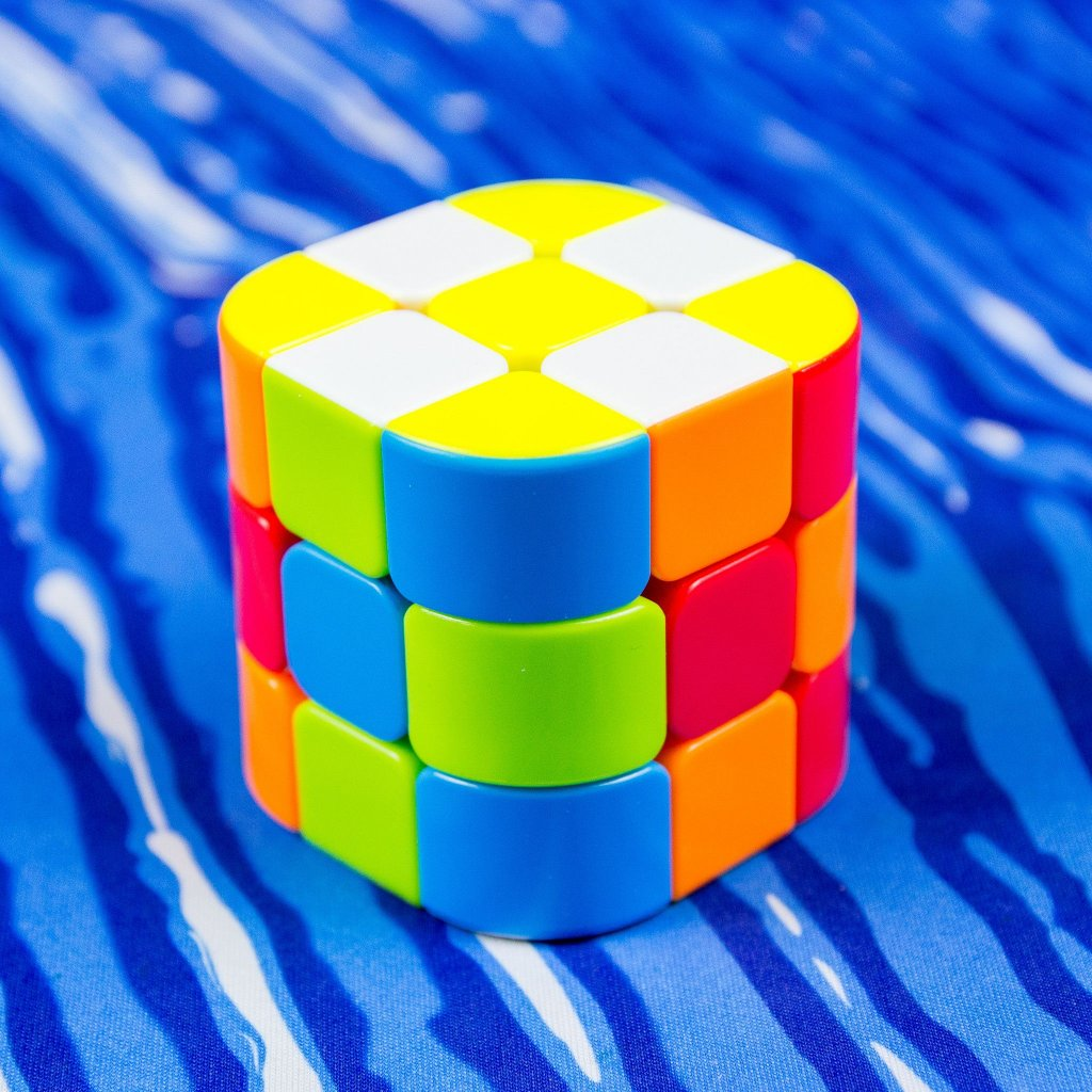 Cylinder Cube (FanXin)