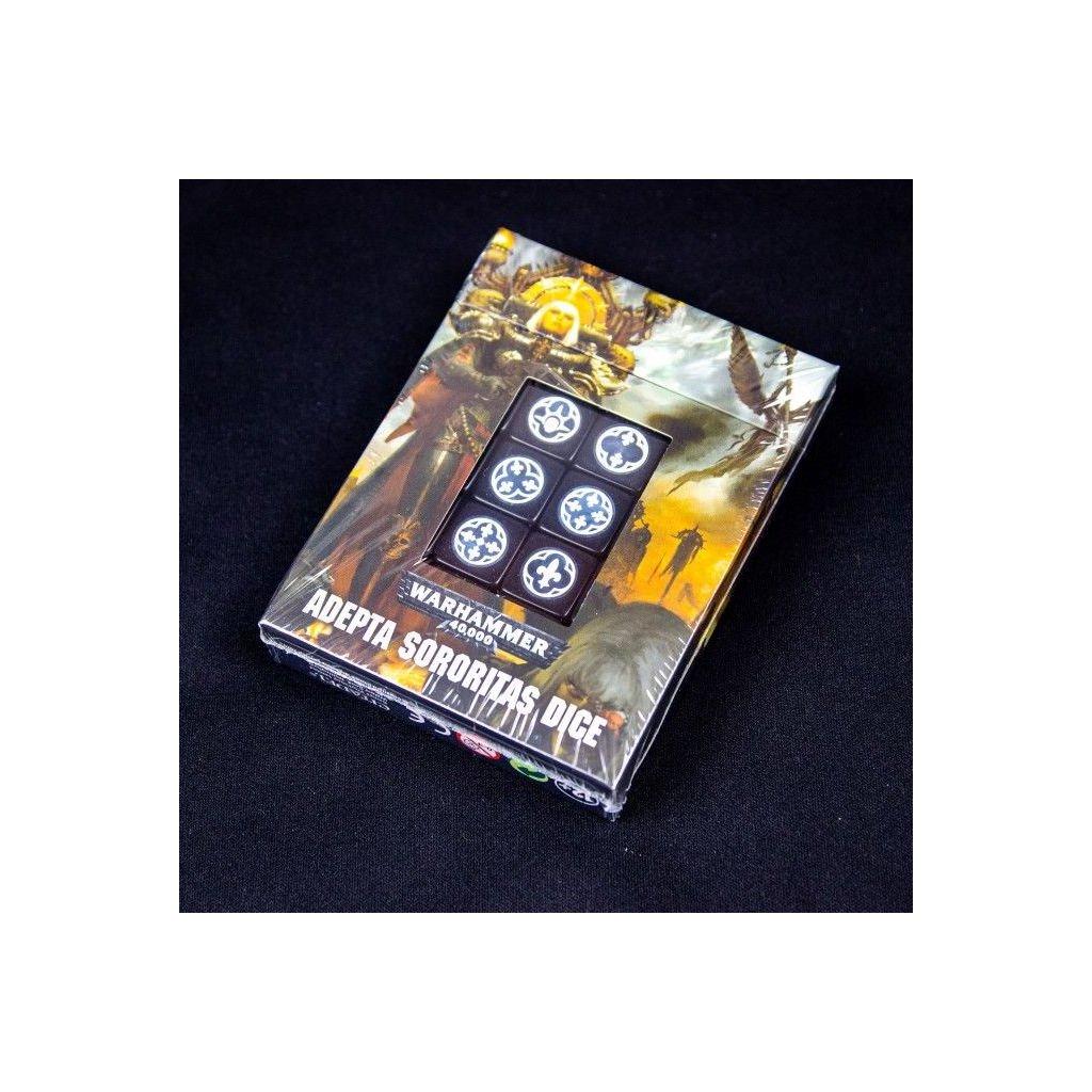 Warhammer 40000: Adepta Sororitas Dice