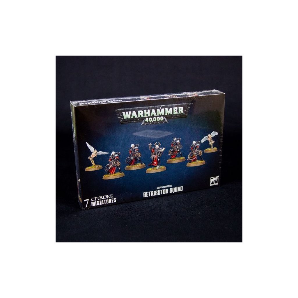 Warhammer 40000: Adepta Sororitas - Retributor Squad