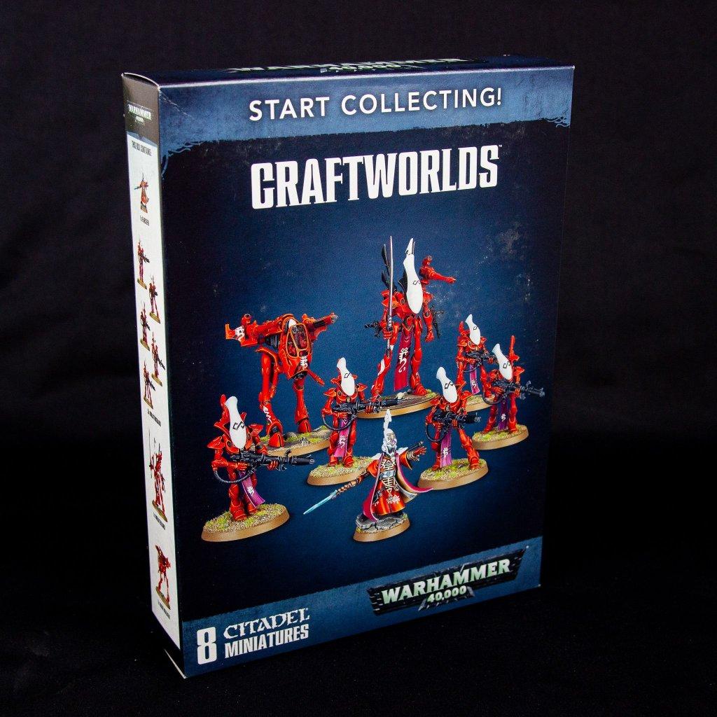 Warhammer 40000: Start Collecting! Craftworlds