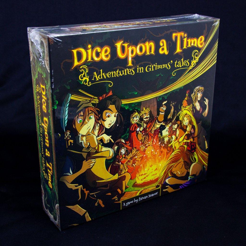 Dice Upon a Time - EN (Korona Games)