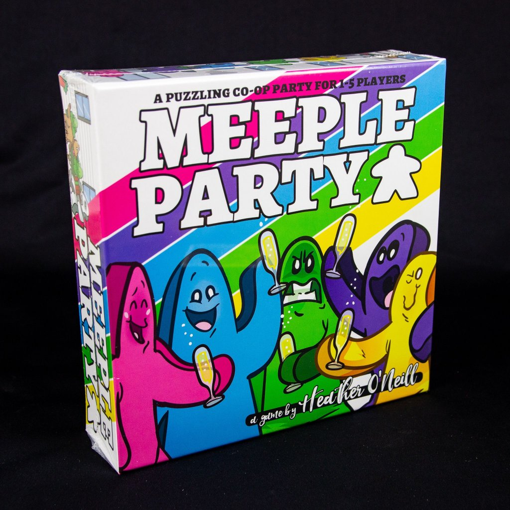 Meeple Party - EN (Ninth Level Games)