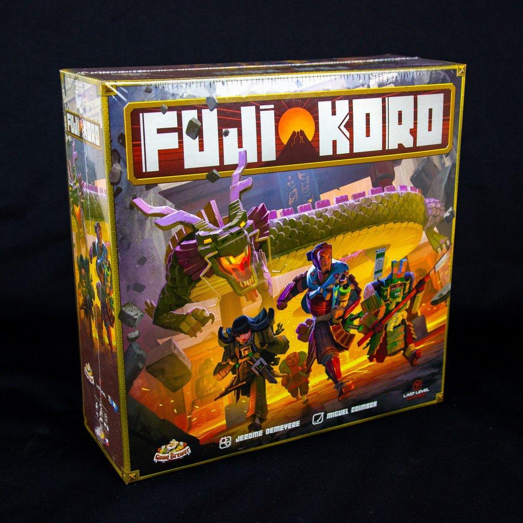 Fuji Koro - EN/ES/CZ (Game Brewer)