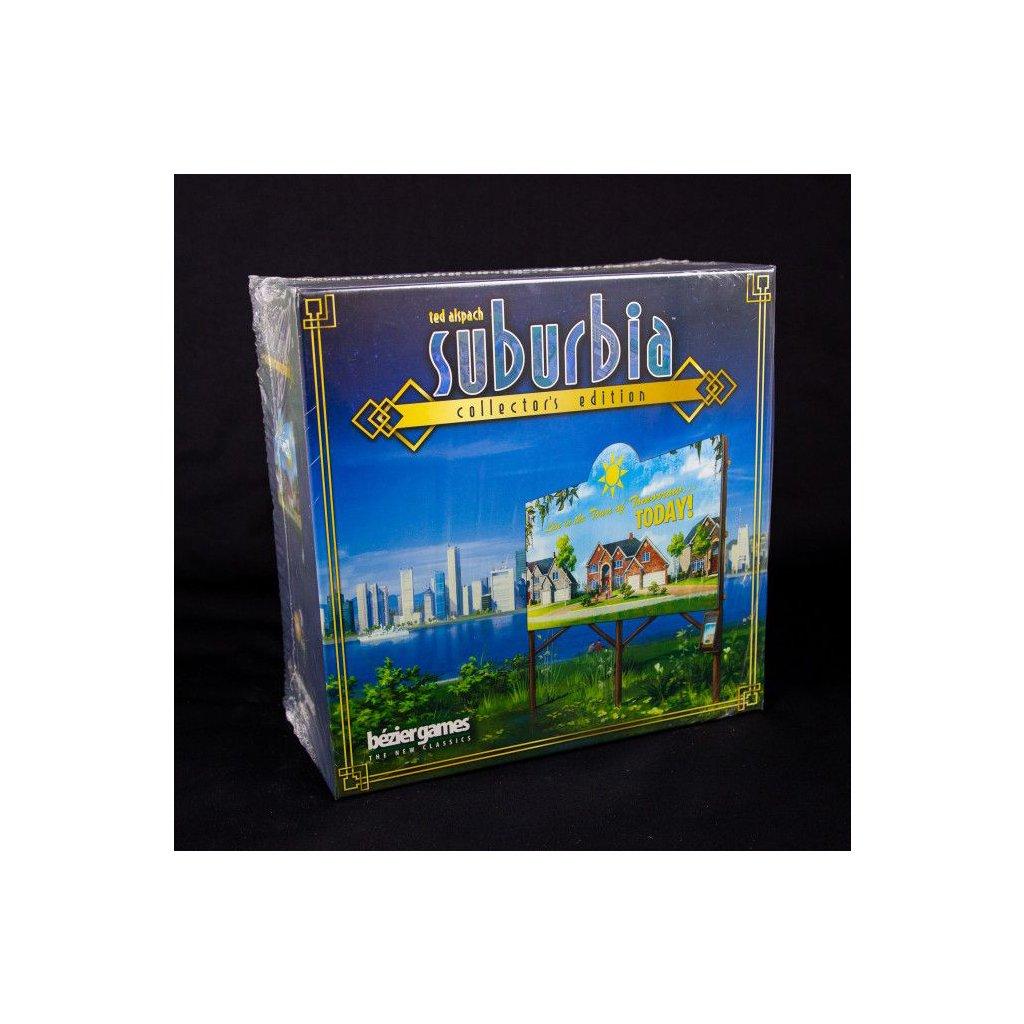 Suburbia: Collector's Edition - EN (Bezier Games)