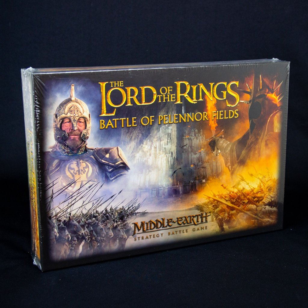 The Lord of the Rings - Battle of Pelennor Fields