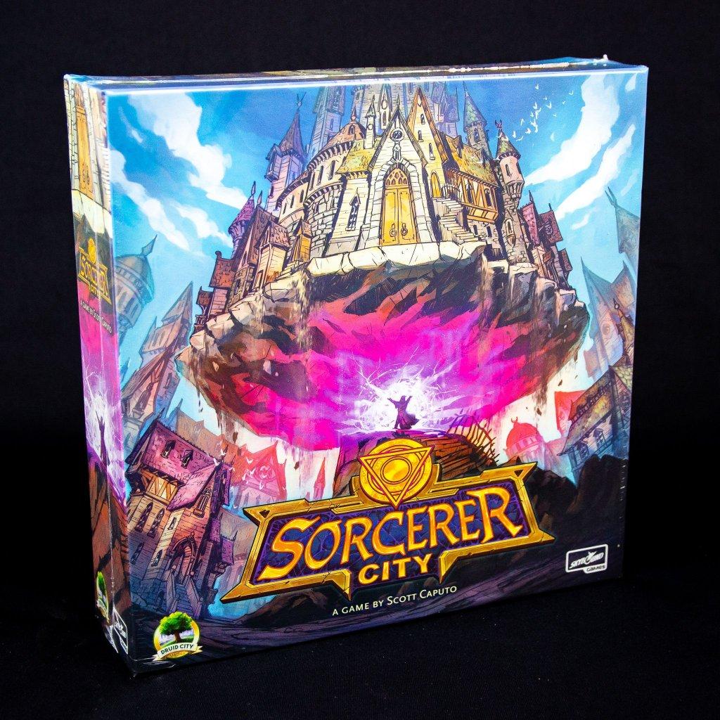 Sorcerer City - EN (Lucky Duck Games)