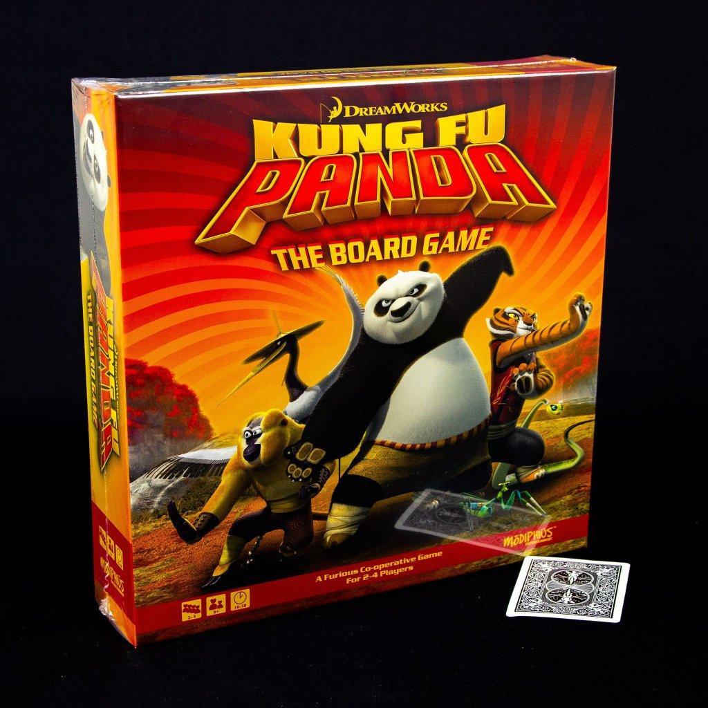 Kung Fu Panda – The Boardgame - EN (Modiphius Entertainment)