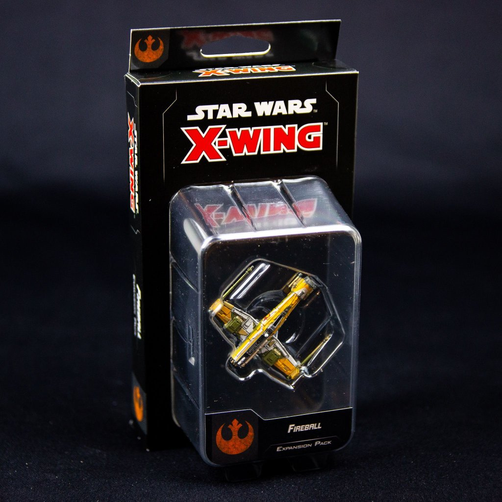 Star Wars: X-Wing Fireball Expansion Pack (2nd edition) - EN (FFG)