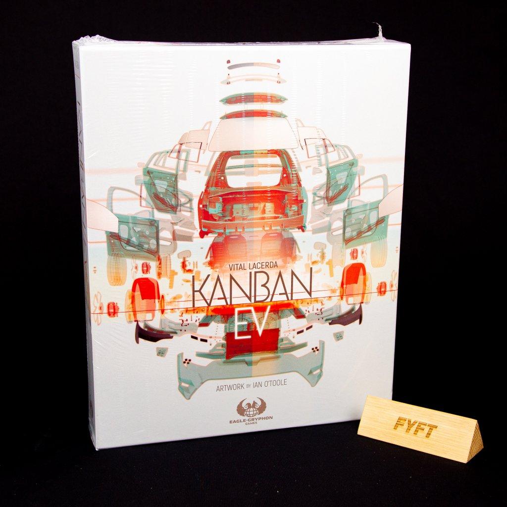Kanban EV: Kickstarter - CZ/EN (Eagle Gryphon)