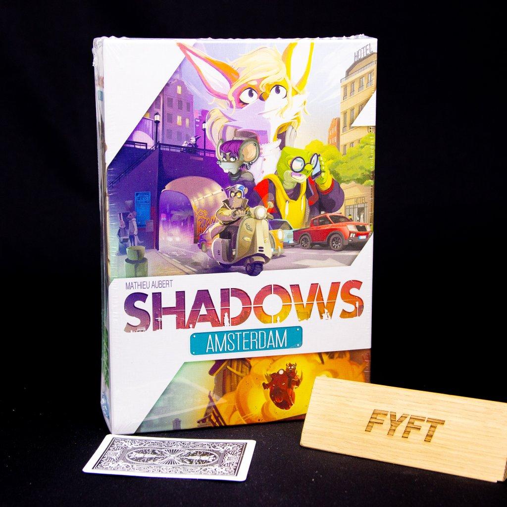 Shadows: Amsterdam - CZ (Blackfire)
