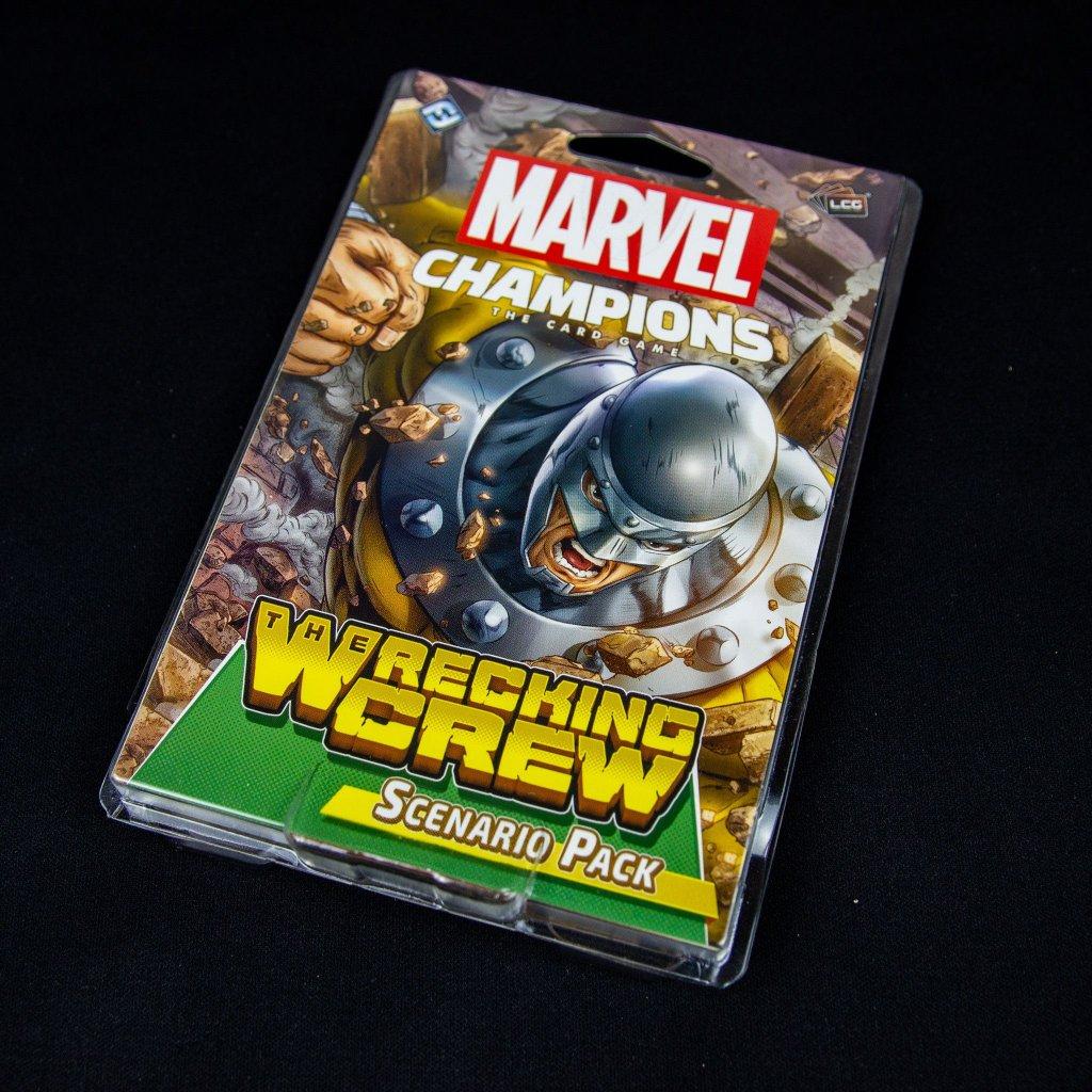 Marvel Champions: The Wrecking Crew - EN (FFG)