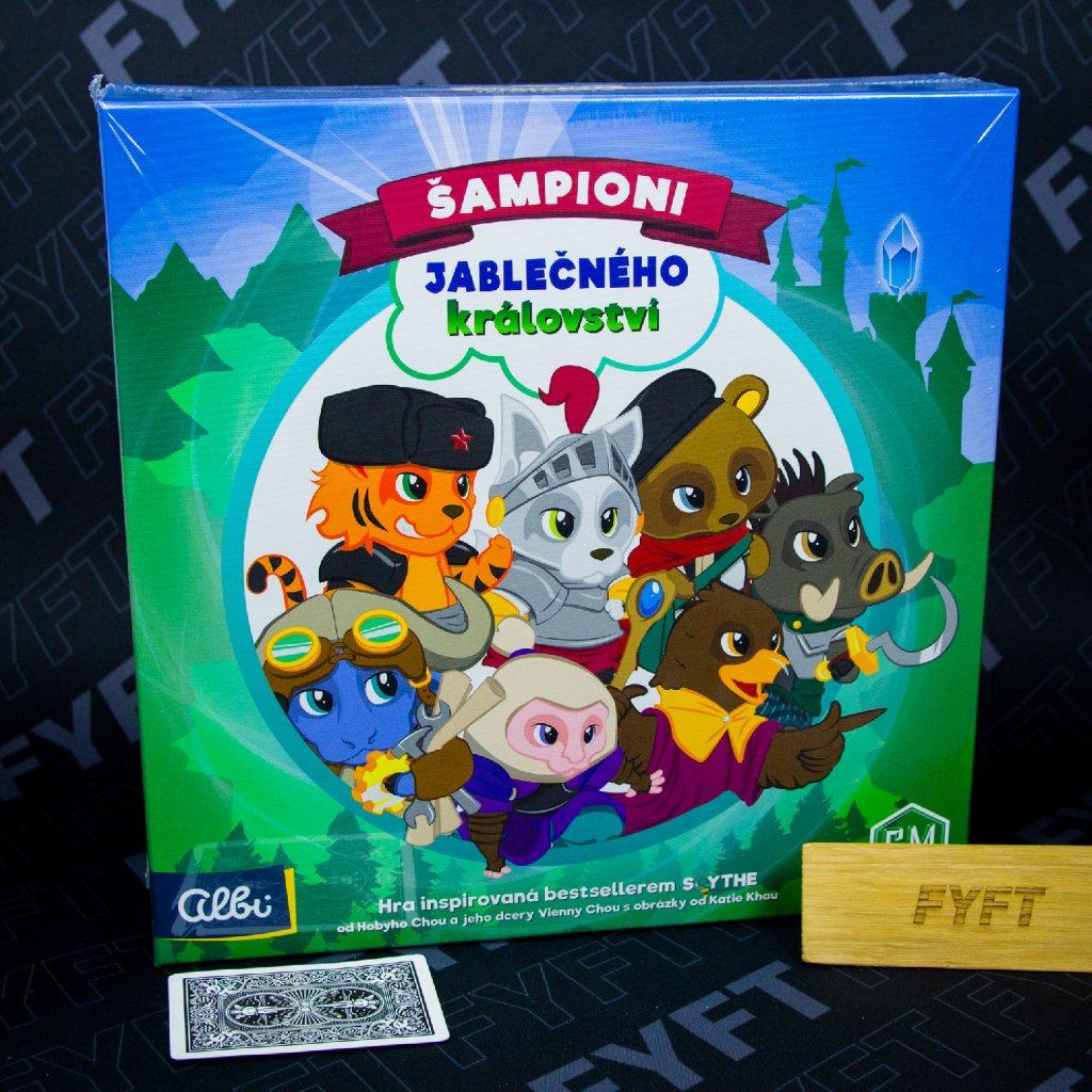 My little Scythe - CZ (Albi)