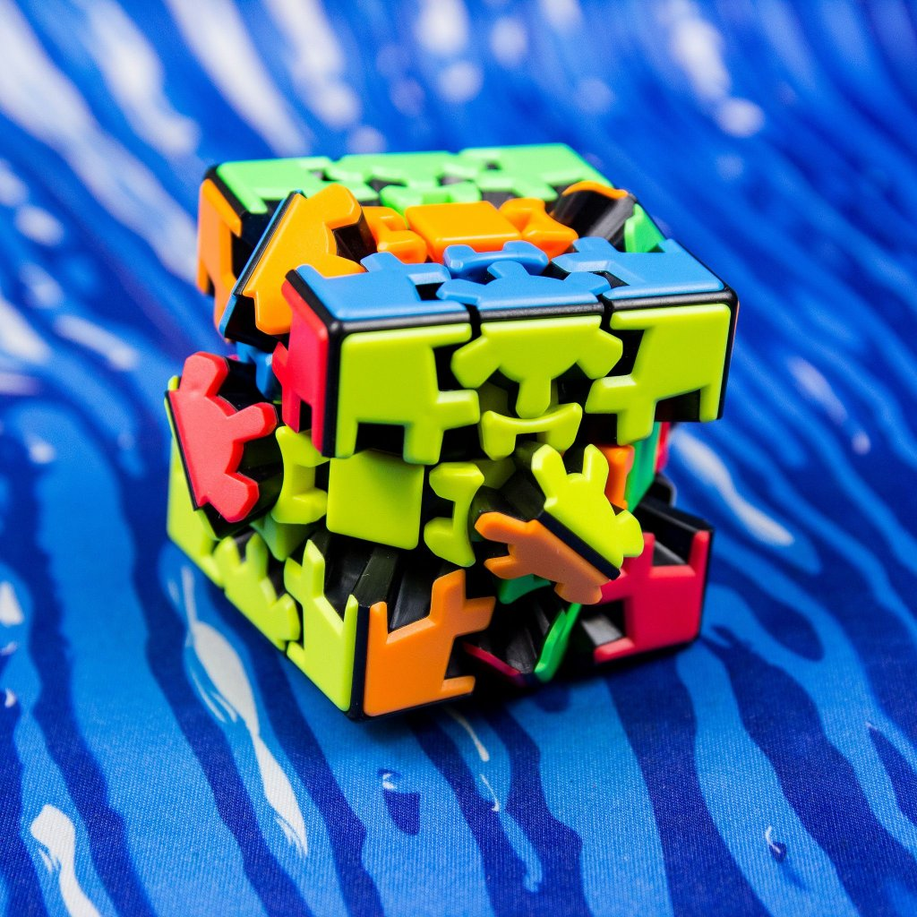 Gear cube Extreme (YJ)