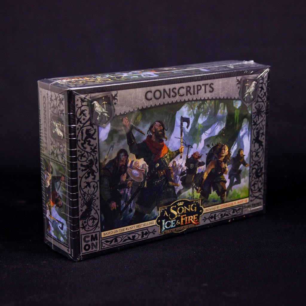 A Song Of Ice And Fire: Night's Watch Conscripts - EN (CMON)
