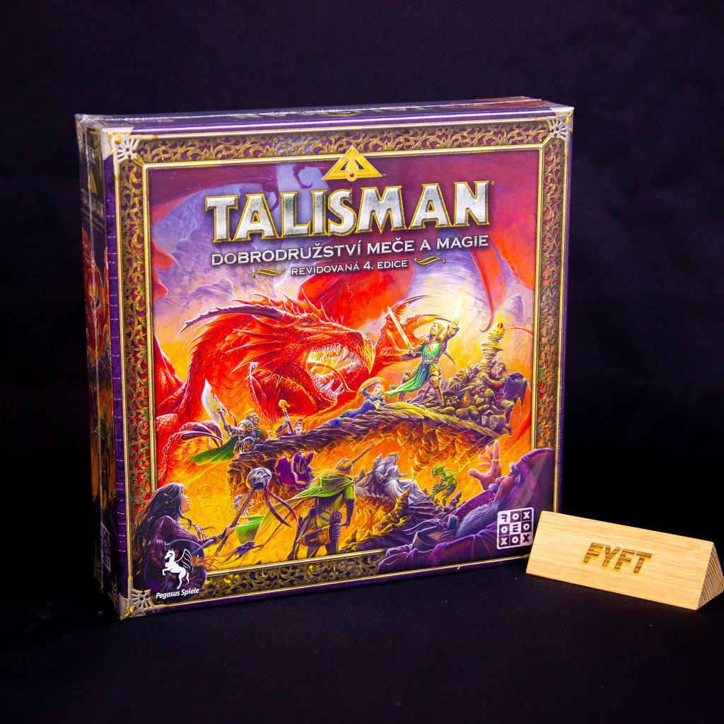 Talisman: Dobrodružství meče a magie (REXhry)