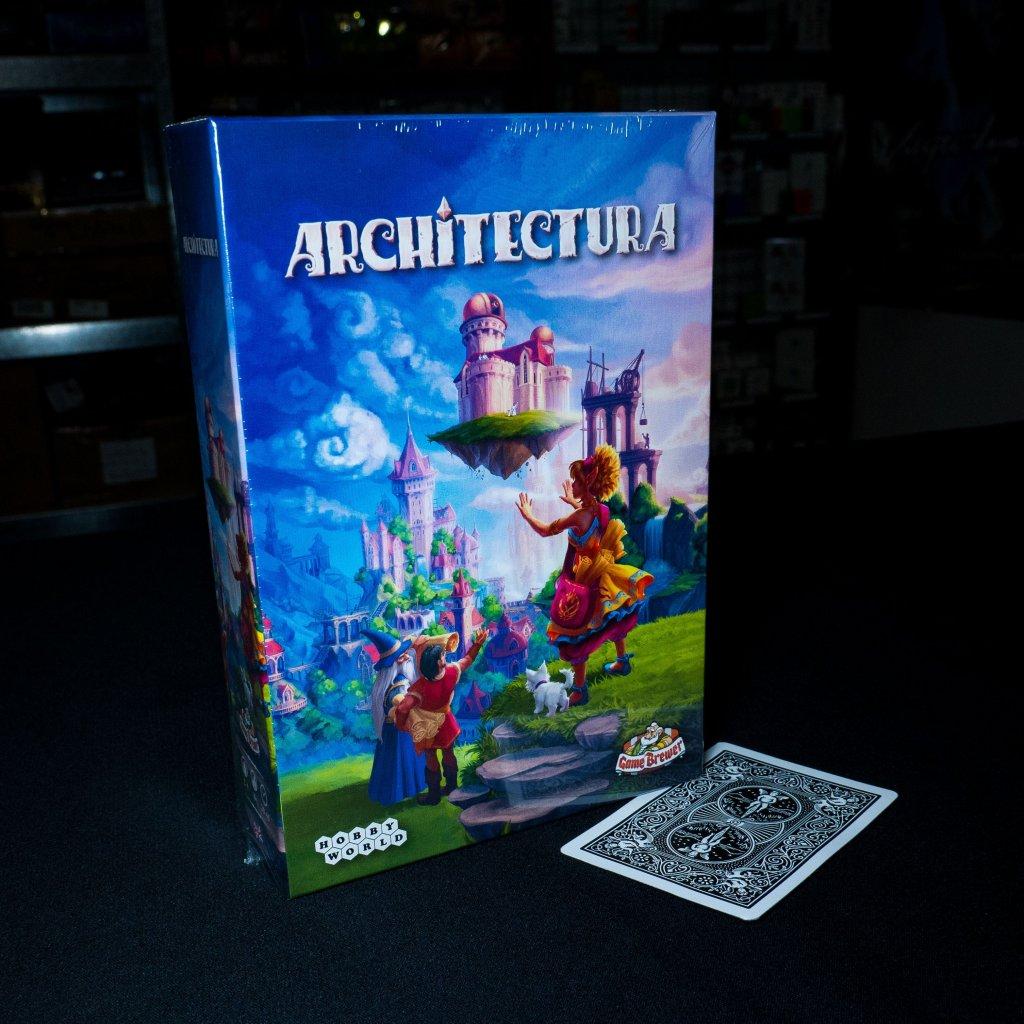 Architectura - DE (Game Brewer)