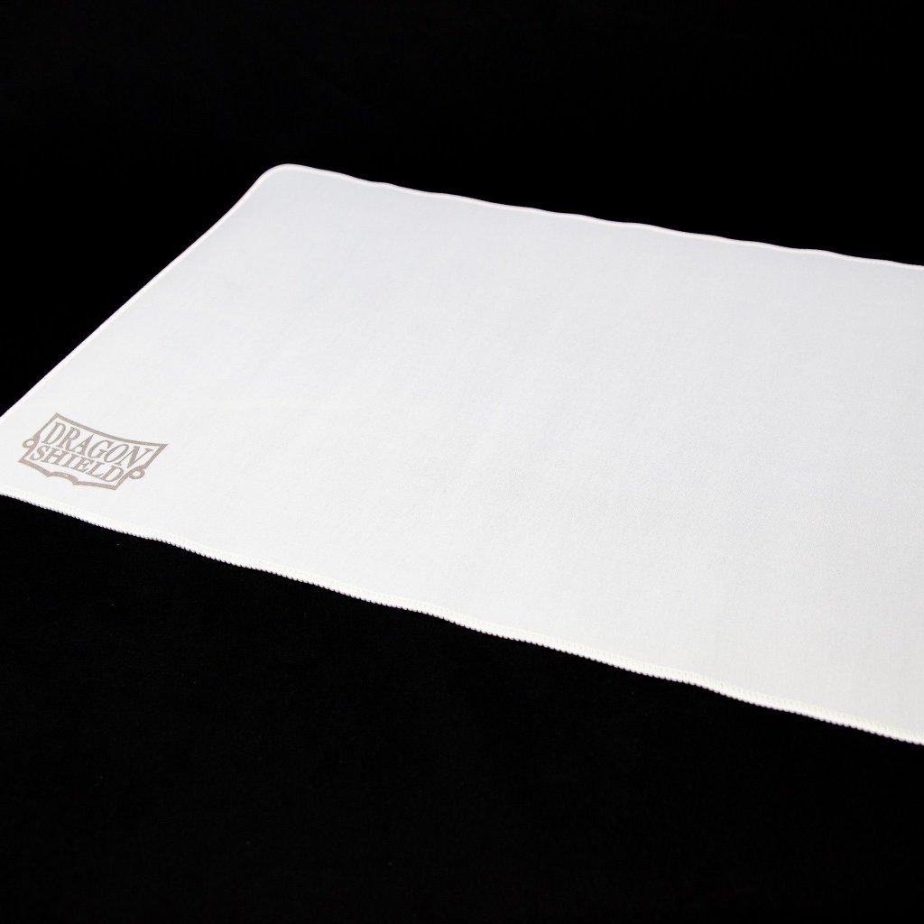 MTG podložka - playmat Plain White (Dragon Shield)