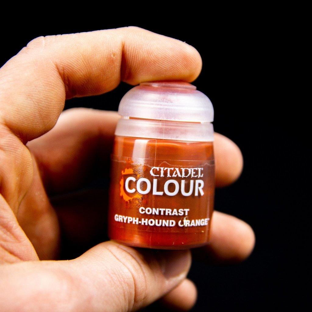 4052 citadel contrast gryph hound orange 18ml