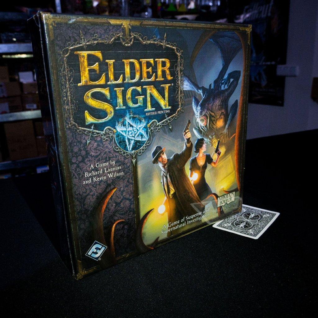 Elder Sign - EN (FFG)
