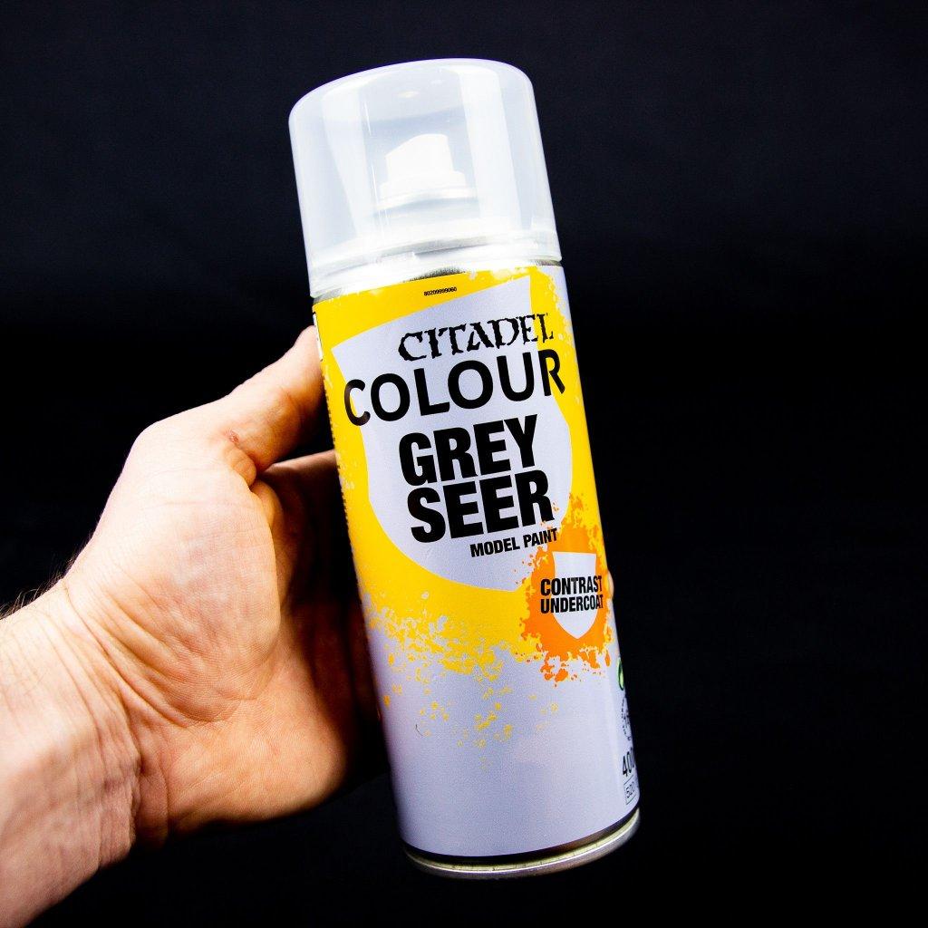4091 citadel spray grey seer 400ml