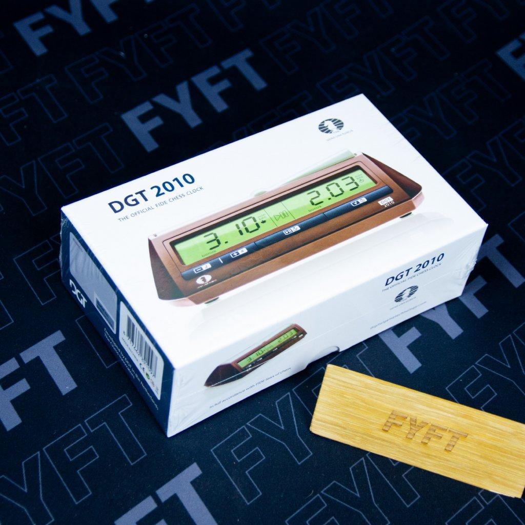 DGT2010 Šachové hodiny (DGT)