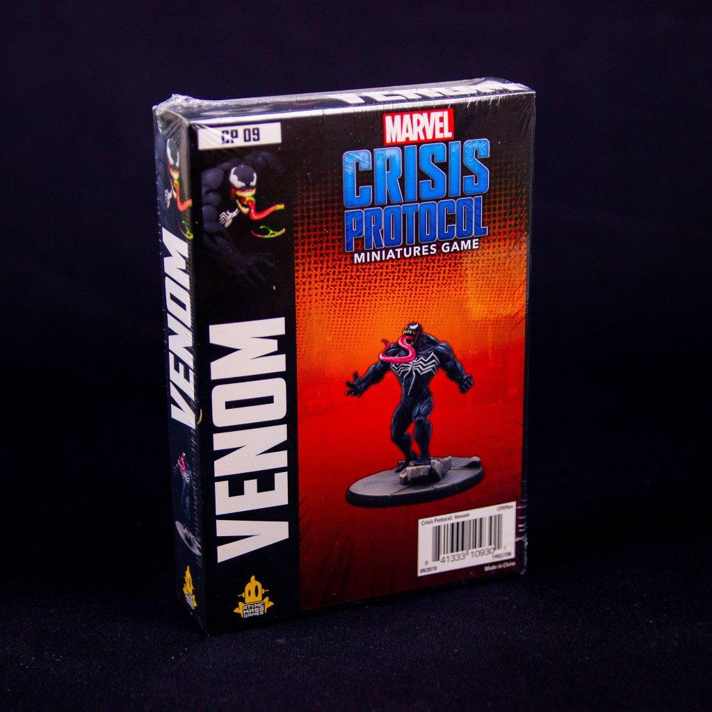 Marvel Crisis Protocol: Venom - EN (Atomic Mass Games)