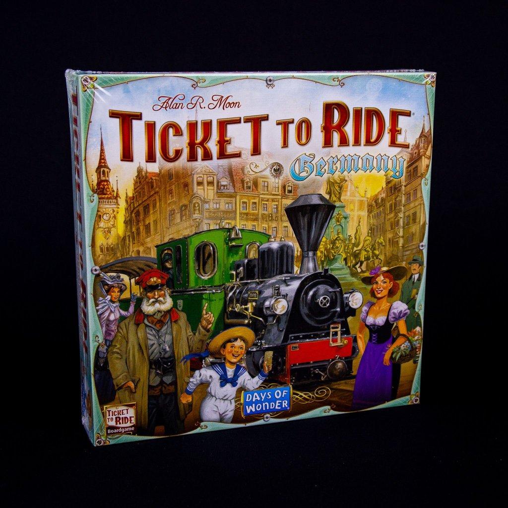 Ticket to Ride: Germany - EN (Days of Wonder)