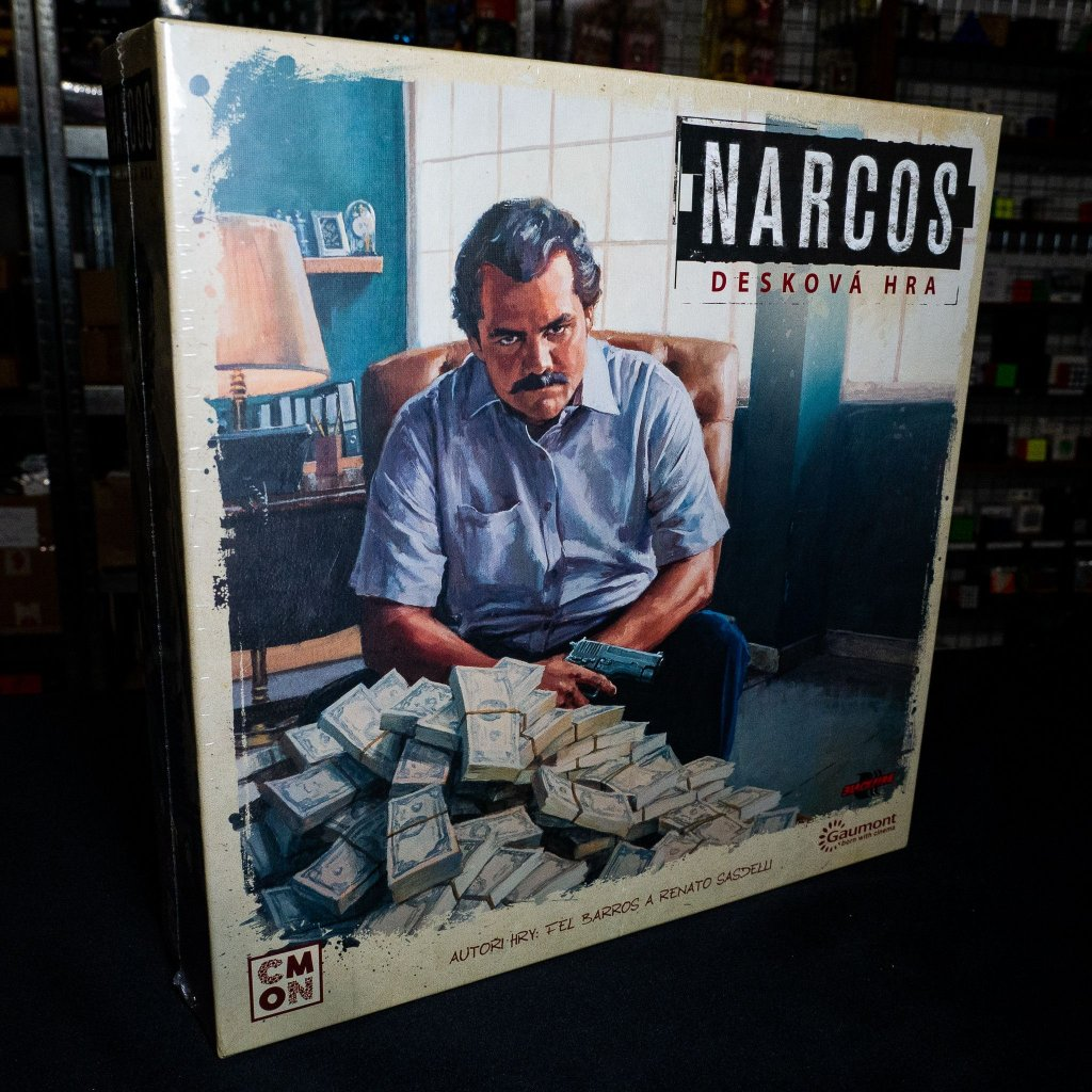 Narcos - CZ (CMON)