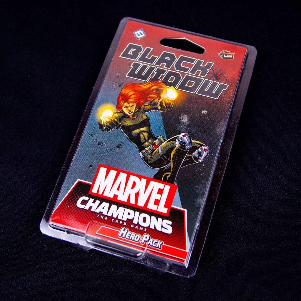 Marvel Champions: Black Widow - EN (FFG)