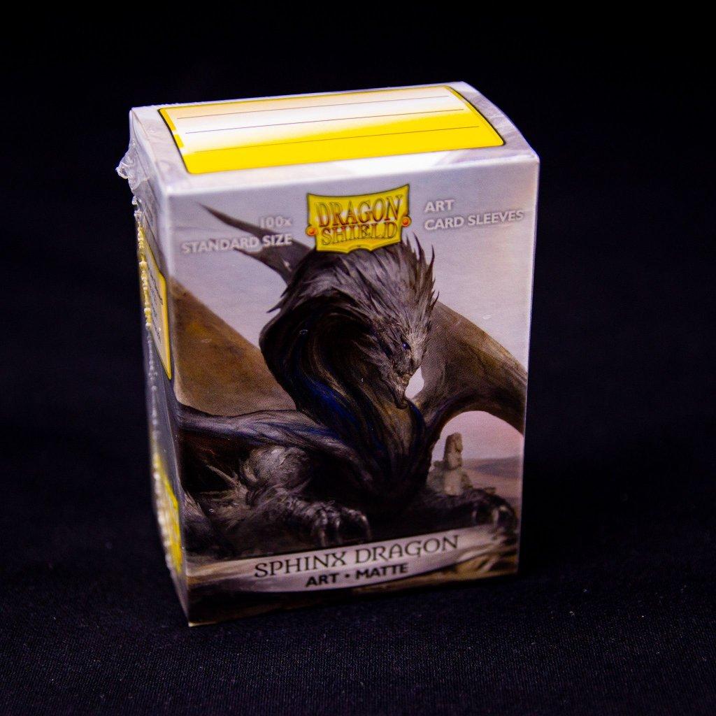Obaly na karty Dragon Shield - Sphinx Dragon Art matte (100 ks)