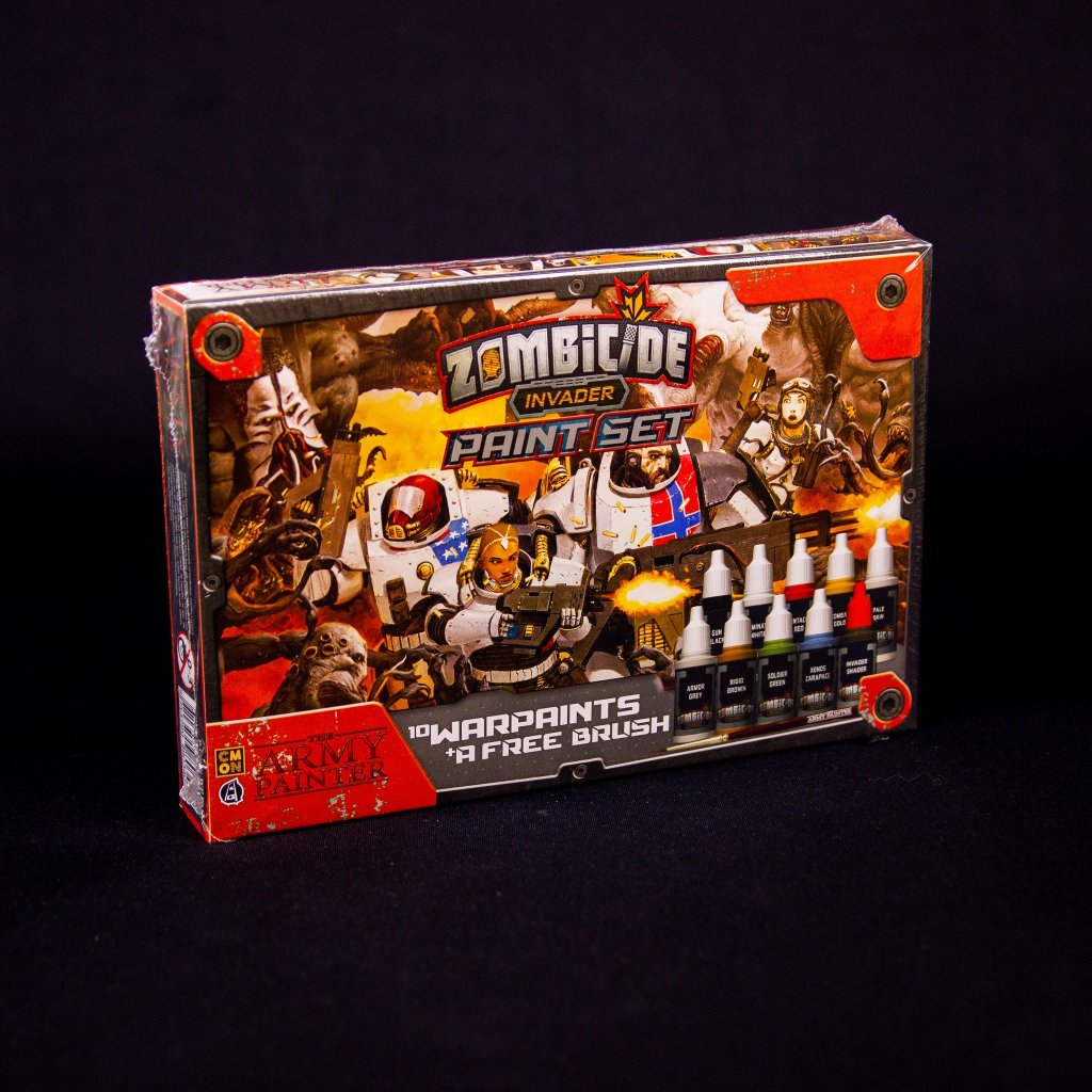 Zombicide: Invader - Paint set (Army Painter)